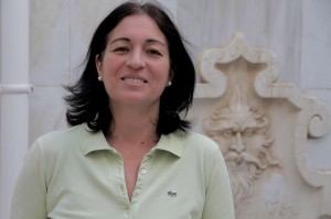 Yolanda Jofré, voluntaria del Área de Empleo
