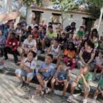Diversión y aprendizaje en un entorno rural