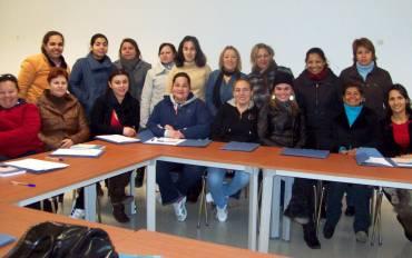 El empleo centra la atención de la sede de Málaga Acoge en Antequera en 2012