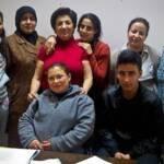 «Aprender castellano me da confianza»