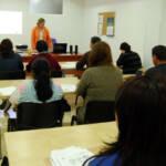 Inauguración del curso de Atención especializada a enfermos de Alzheimer
