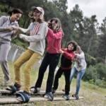 Convivencia, diversión e integración