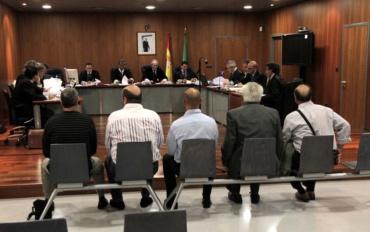 Arrancan las declaraciones de los acusados en el juicio por abusos sexuales en el CIE de Málaga