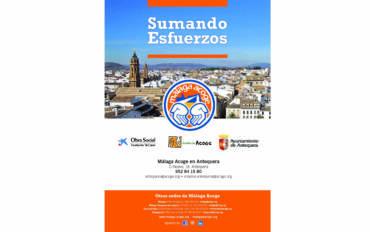 El primer año del proyecto Sumando Esfuerzos concluye con 61 personas participantes y 24 empresas colaboradoras