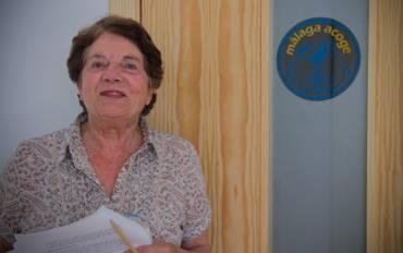 """""""Málaga Acoge me ha dado la posibilidad de estar en contacto con la gente, de aprender y de crecer como persona"""""""