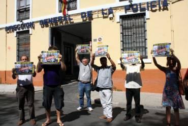 Organizaciones sociales malagueñas celebran el cierre definitivo del Centro de Internamiento de Extranjeros de Capuchinos