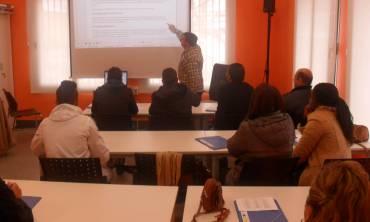Comienza en Antequera un curso de 'Búsqueda de empleo a través de las nuevas tecnologías'