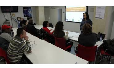 Taller sobre el Servicio Andaluz de Empleo y Servicio Público de Empleo Estatal