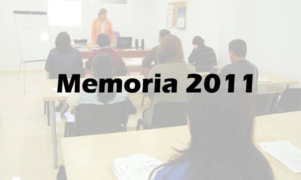 Memoria2011