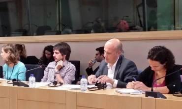 Migreurop presenta a los grupos del estado español en el parlamento europeo su propuesta para acabar con el drama en las fronteras de Ceuta y Melilla