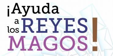 Ayuda a los Reyes Magos a traer ilusión a los niños y niñas de Málaga Acoge
