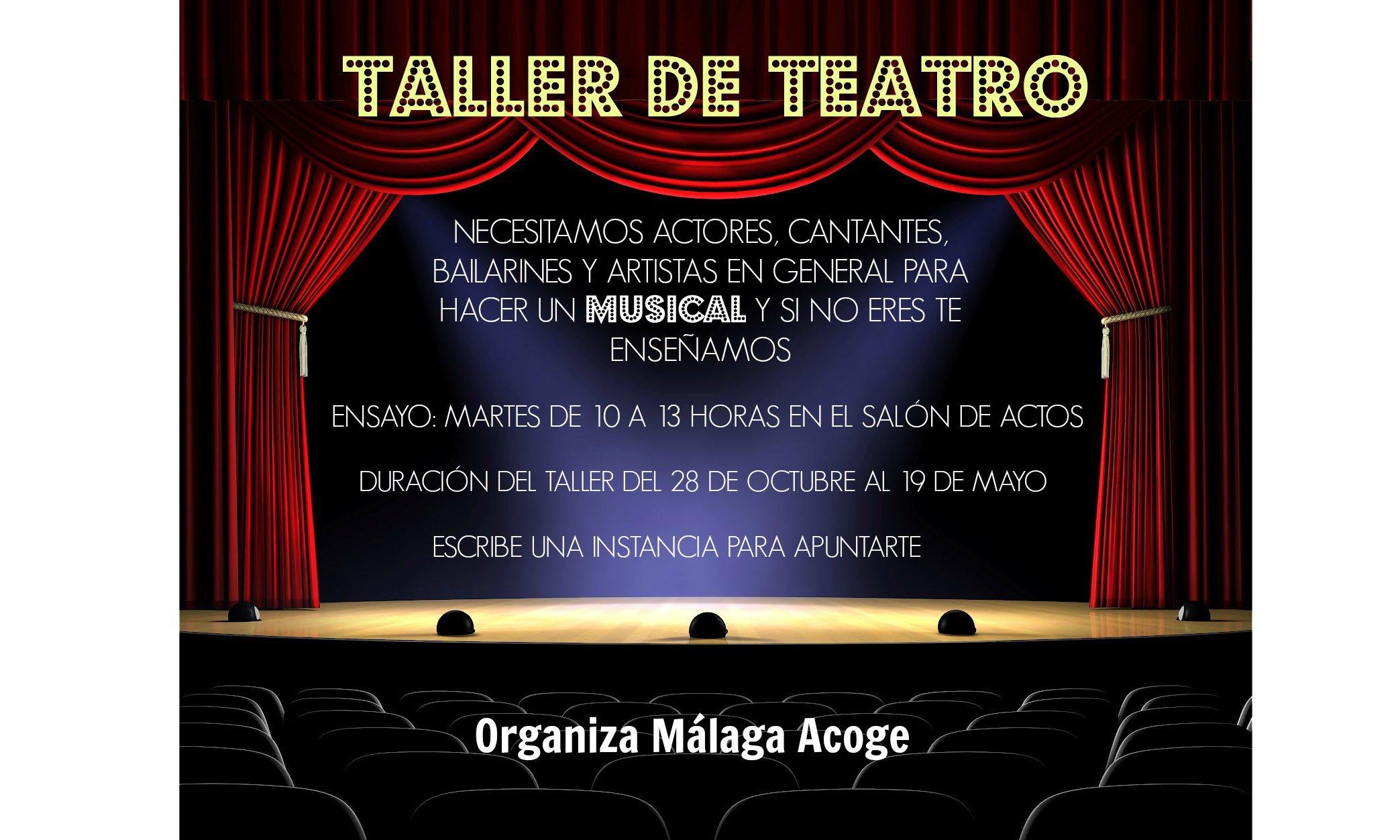 Arranca la tercera edición del Taller de teatro en la prisión provincial