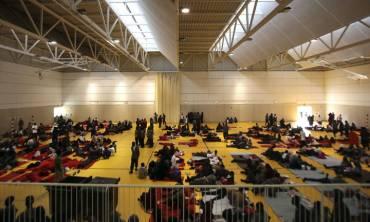 El TC admite a trámite el recurso de amparo respecto a la detención de 250 personas inmigrantes en Tarifa
