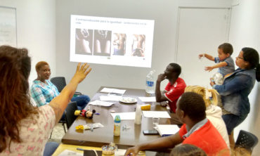 Finaliza el curso de sensibilización en igualdad de oportunidades en Fuengirola