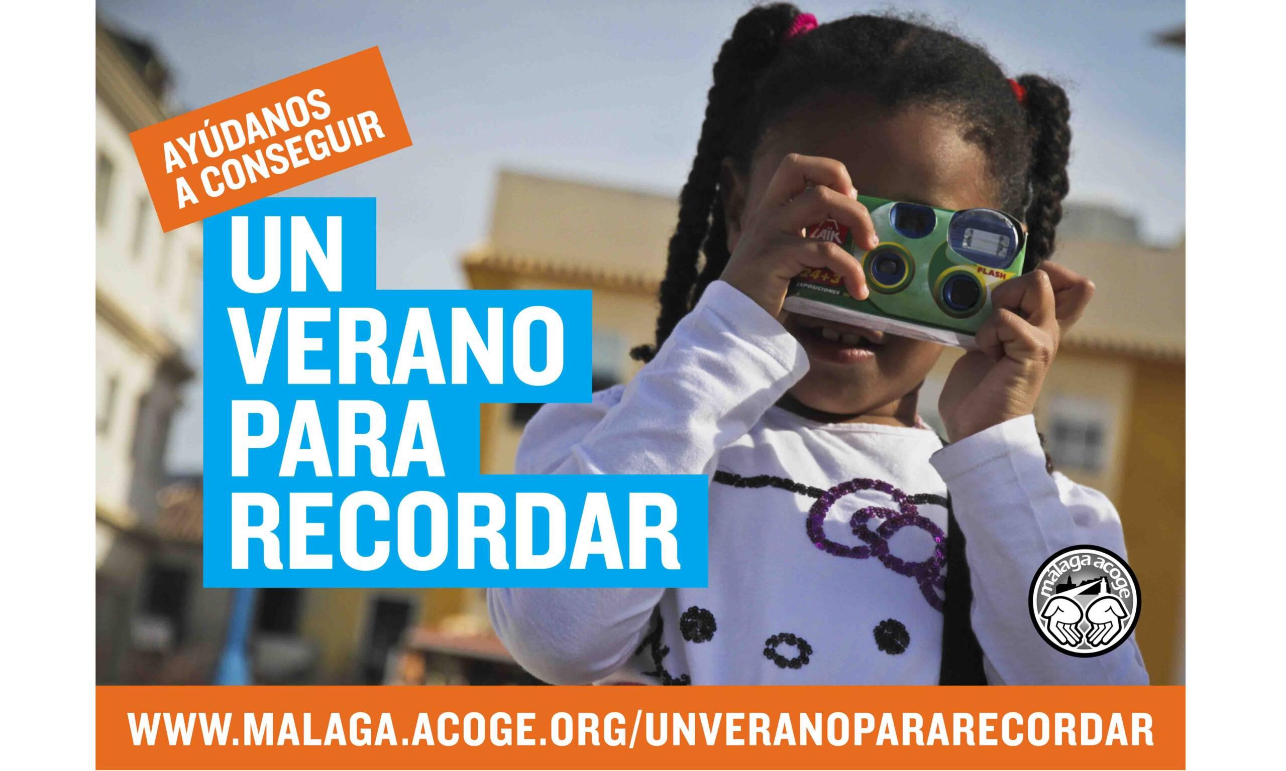 Arranca la campaña de microdonaciones «Un verano para recordar»