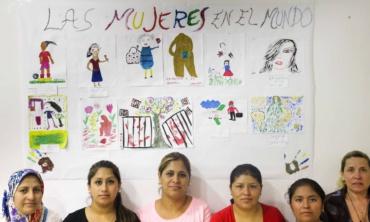 Arte para la reflexión feminista