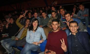 Málaga Acoge acude al Circo del Sol