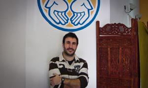 MiguelAngelVoluntarioMalagaAcogeFuengirola