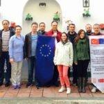El trabajo del Área de Educación de Málaga Acoge trasciende más allá de las fronteras