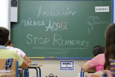 Dibujos contra el rumor