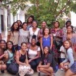 El encuentro de dos diásporas africanas en Málaga