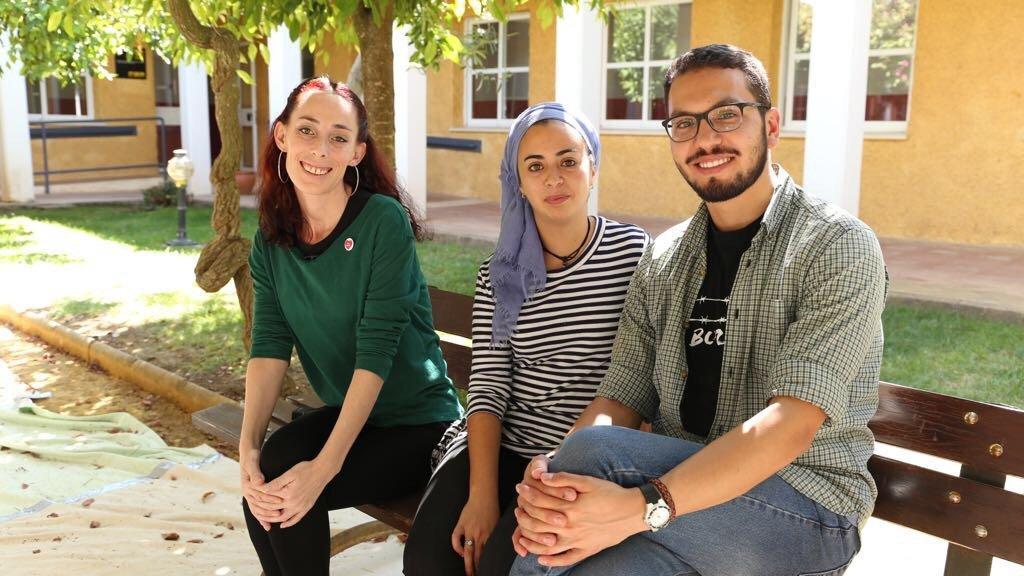 Activistas contra la Islamofobia