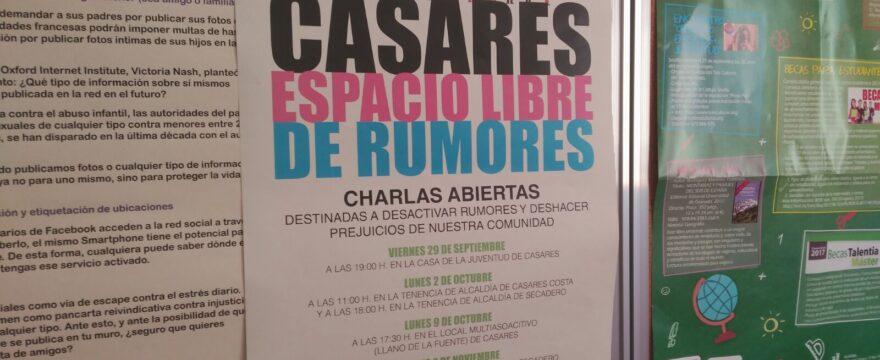Casares da sus primeros pasos para convertirse en municipio libre de rumores