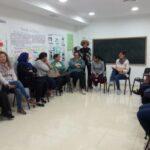 Mujeres reflexionan sobre cómo afecta la violencia de género a menores