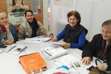 Se reanudan las clases de español tras la Navidad