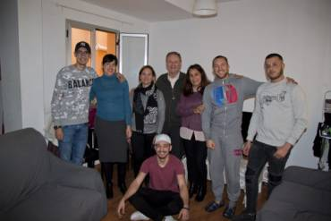Repsol apoya nuestro proyecto de pisos de acogida para jóvenes extutelados