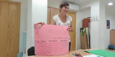 Voluntarias de la Axarquía reflexionan sobre su labor de empoderamiento de mujeres