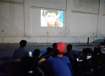 Jaqueline Carvalho: en Ceuta hay al menos 50 menores en situación de calle