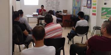 Un taller aborda cómo influye el género en los riesgos laborales