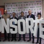 Lluvia de agradecimientos a las empresas solidarias SponsorTeam del Unicaja Baloncesto