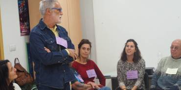 Una jornada en La Axarquía realza la labor del voluntariado