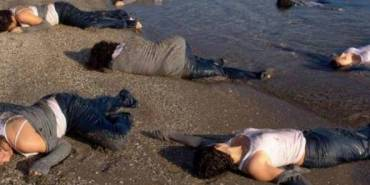 Triste conmemoración en el drama migratorio del Mediterráneo