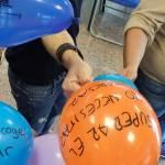 Creando grupo con las personas solicitantes de protección internacional