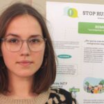 Jördis Spengler: «Estoy aprendiendo mucho en el voluntariado»