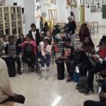 Música, arte y ciencia en las colonias de Semana Blanca