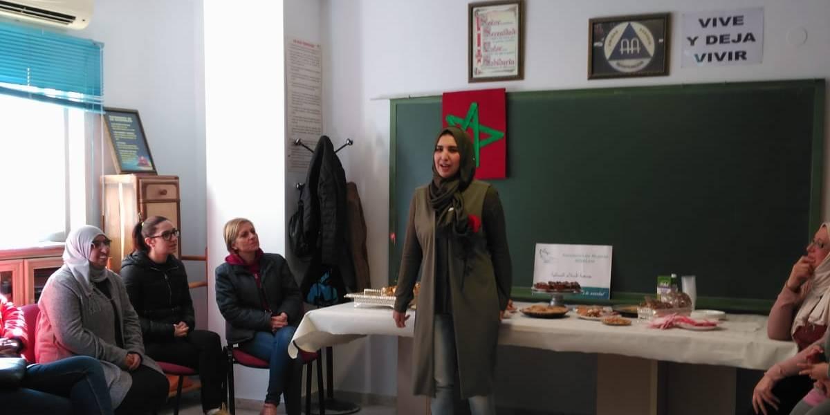 Tejiendo la red de mujeres dinamizadoras comunitarias en la Axarquía