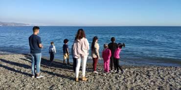 Liber-arte para niños y niñas refugiadas
