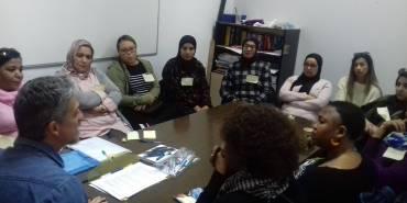 Hablamos sobre Salud con mujeres de Fuengirola