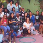 Una tarde con estudiantes afroamericanas