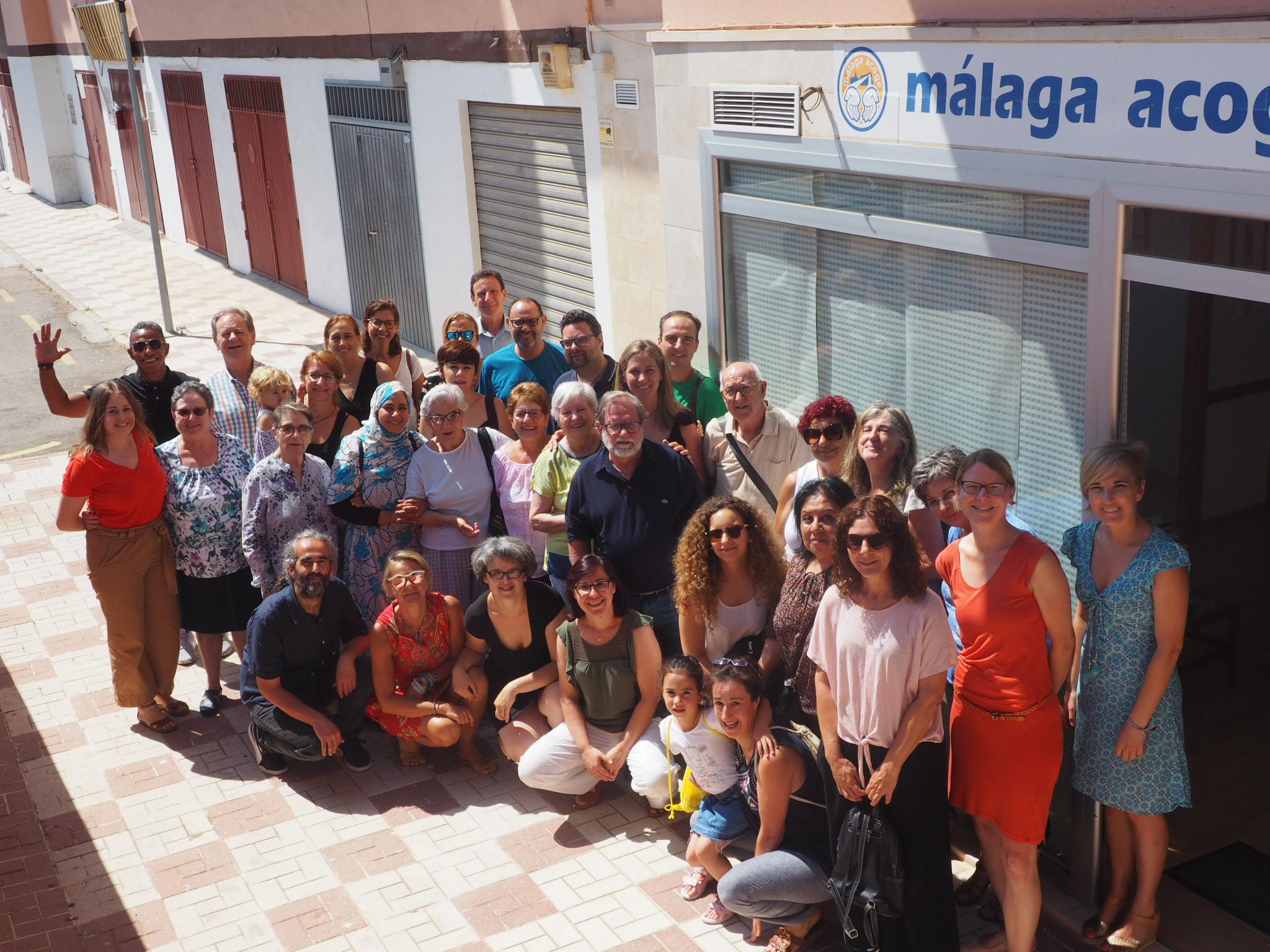 Málaga Acoge: 30 años tejiendo redes