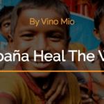 Vino Mío y «Heal the world», con Málaga Acoge