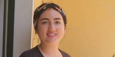 «Esta experiencia como voluntaria en Málaga Acoge me parece fabulosa»