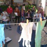 Mujeres tejen redes en las II Jornadas Empleadas del Hogar. Trabajadoras con derechos.