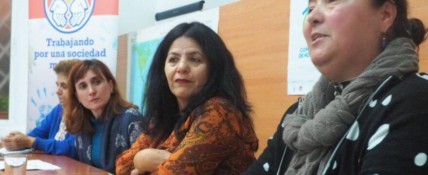 Dando pasos hacia la visibilización de las trabajadoras del hogar y cuidados