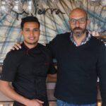 Bilal, ayudante de cocinero en Restaurante La Tierra: «mi vida ha cambiado muchísimo»