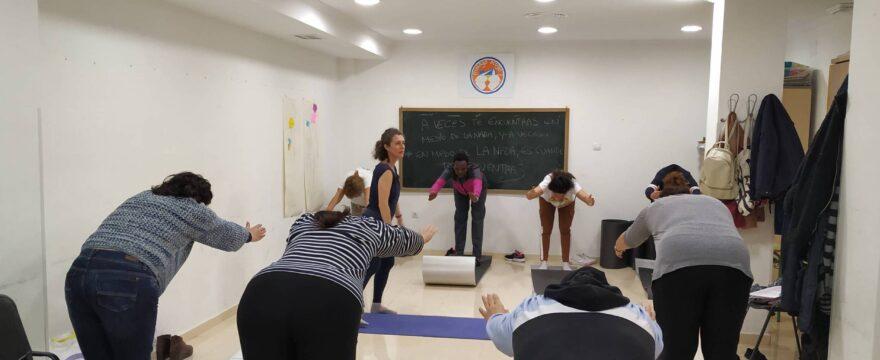 El arte de no hacer nada, un taller para nuestras mujeres de Torre del Mar